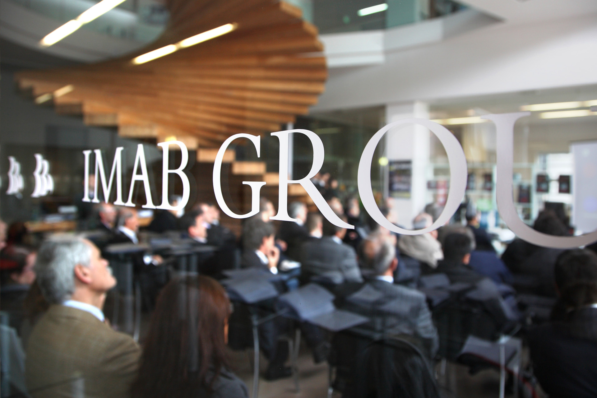 Prefabricated furniture production > IMAB Group